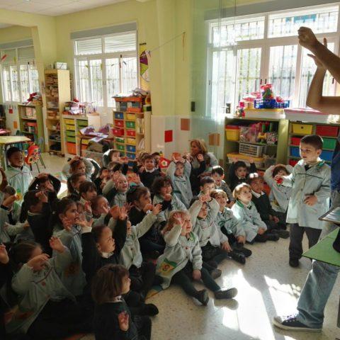 Proyecto «Palmas a bailar»