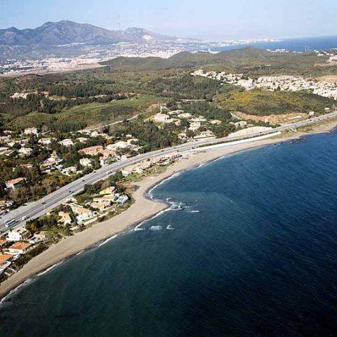 Inspección litoral «Playa del Chaparral»